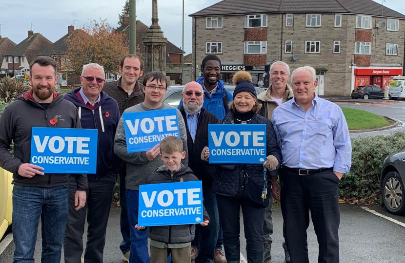 Kings Acre Ward Action Day Campaign