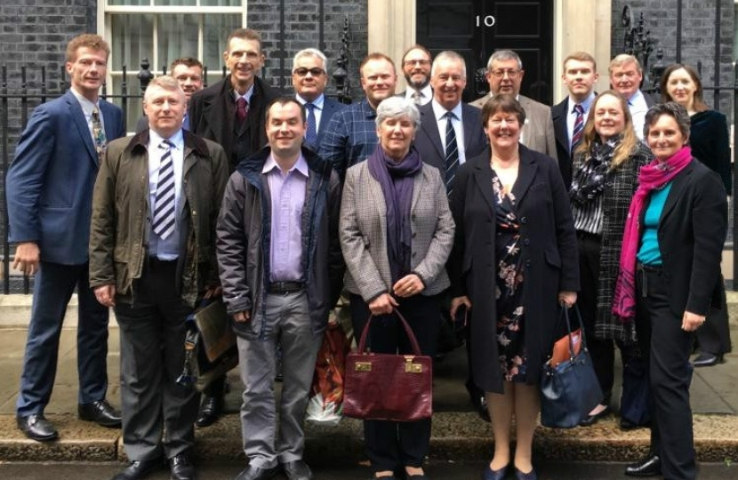 CPF Discussion Group at 10 Downing Street